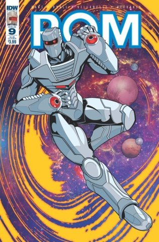 ROM #9 (Subscription Cover)