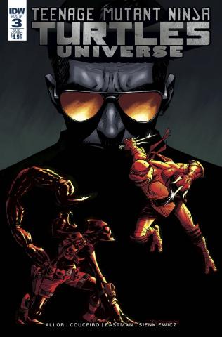 Teenage Mutant Ninja Turtles Universe #3 (Subscription Cover)
