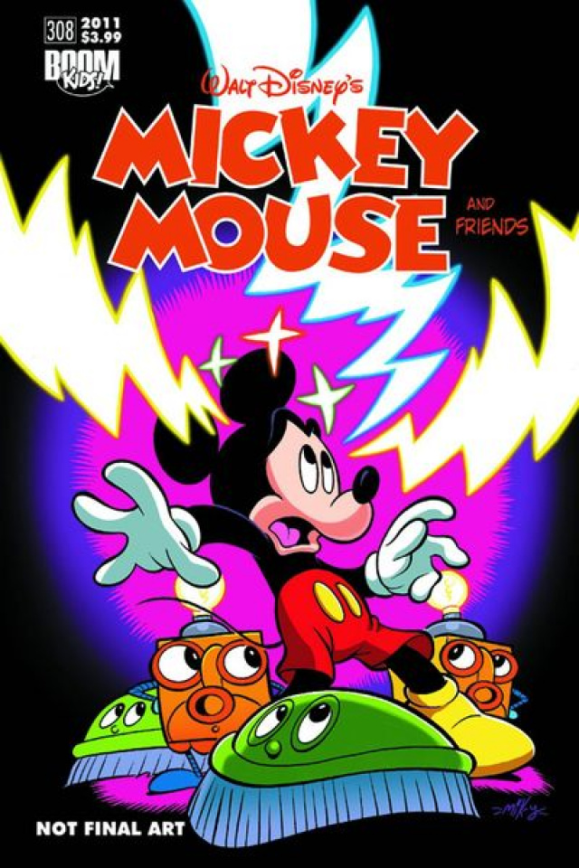 Mickey Mouse #308