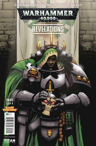 Warhammer 40,000: Revelations #1 (Bettin Cover)