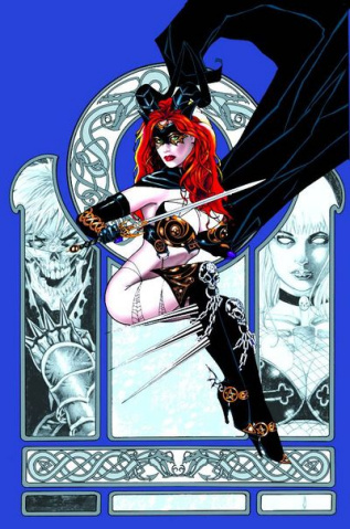 Tarot: Witch of the Black Rose #67