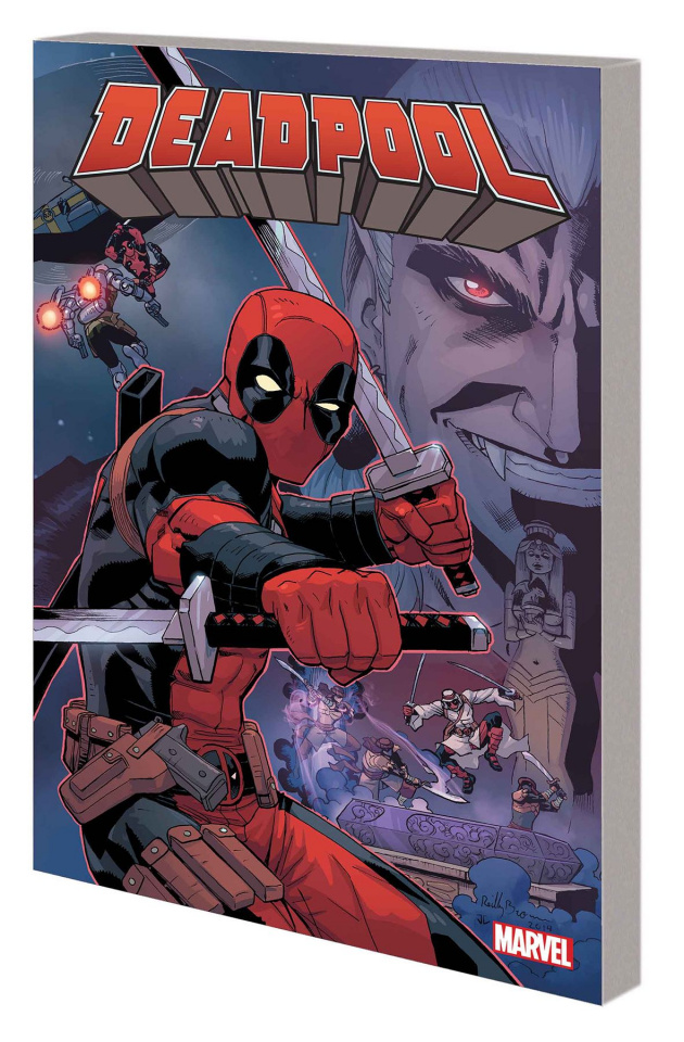 Deadpool by Posehn and Duggan Vol. 2 (Complete Collection)