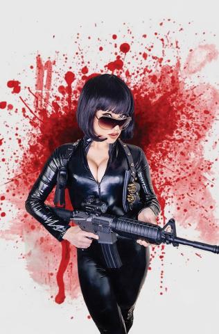Jennifer Blood #1 (30 Copy Cosplay Virgin Cover)