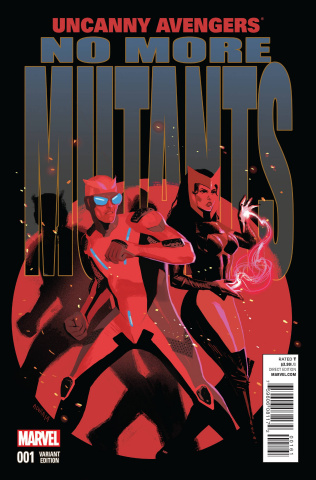 Uncanny Avengers #1 (Acuna Cover)