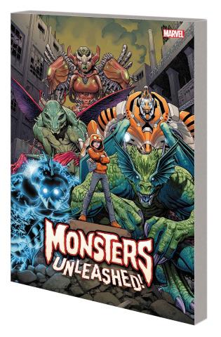 Monsters Unleashed! Vol. 1: Monster Mash
