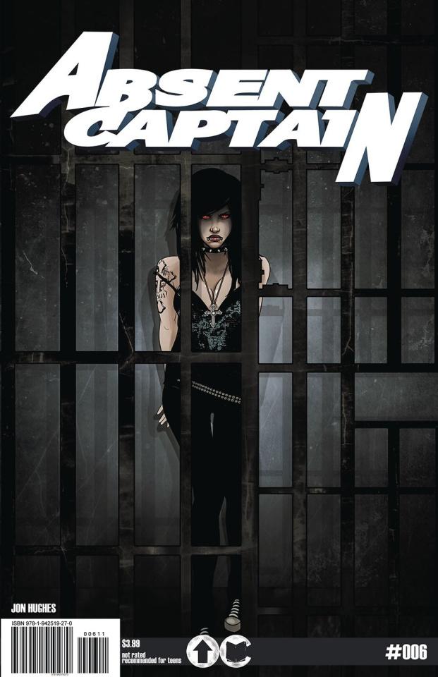 Absent Captain #6