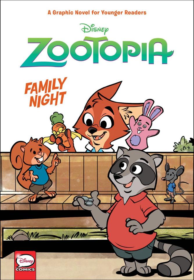 Zootopia: Family Night