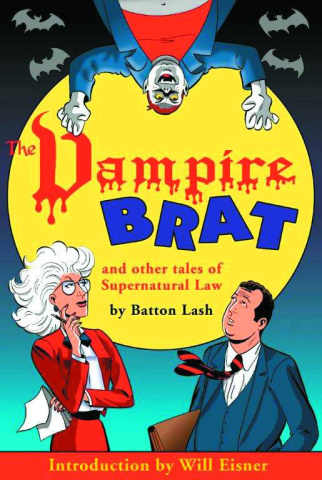 Vampire Brat and Other Tales of Supernatural Law