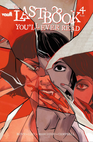 The Last Book You'll Ever Read #4 (Hickman Cover)