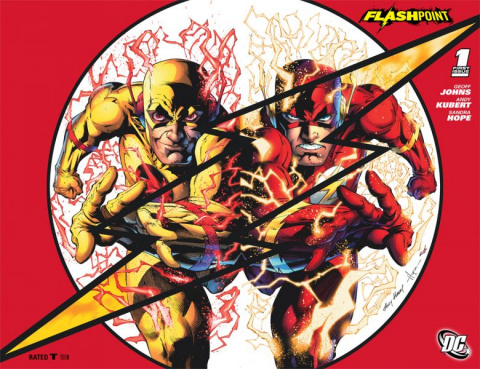 Flashpoint #1 (3rd Printing)
