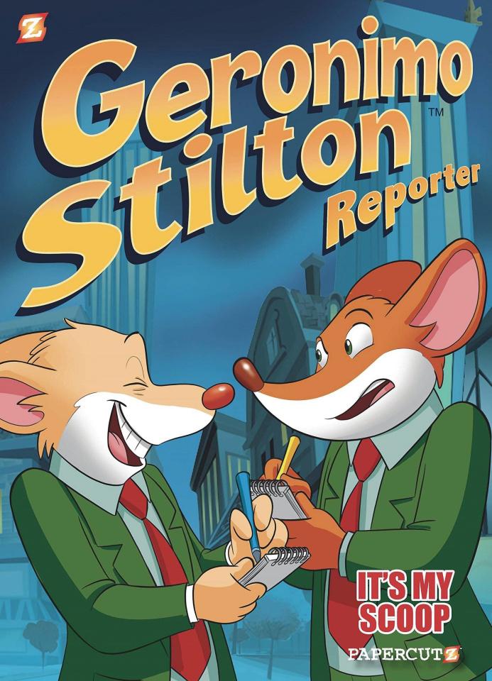 Geronimo Stilton, Reporter Vol. 2: It's My Scoop