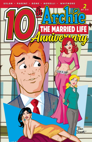 Archie: The Married Life - 10 Years Later #2 (Parent Cover)