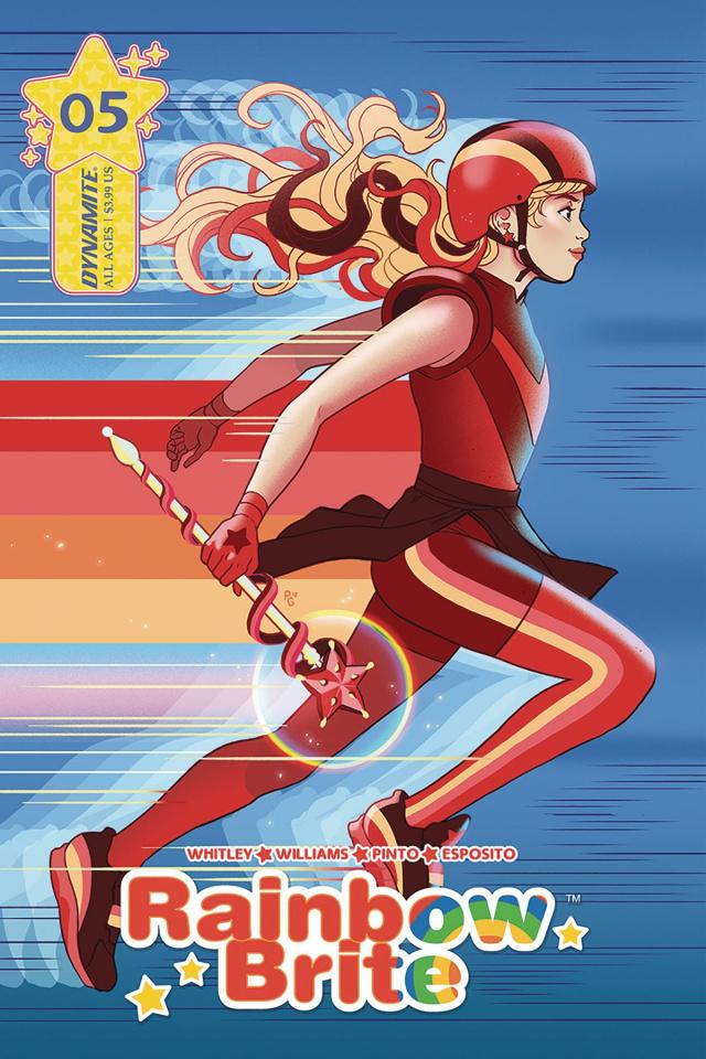 Rainbow Brite #5 (Ganucheau Cover)