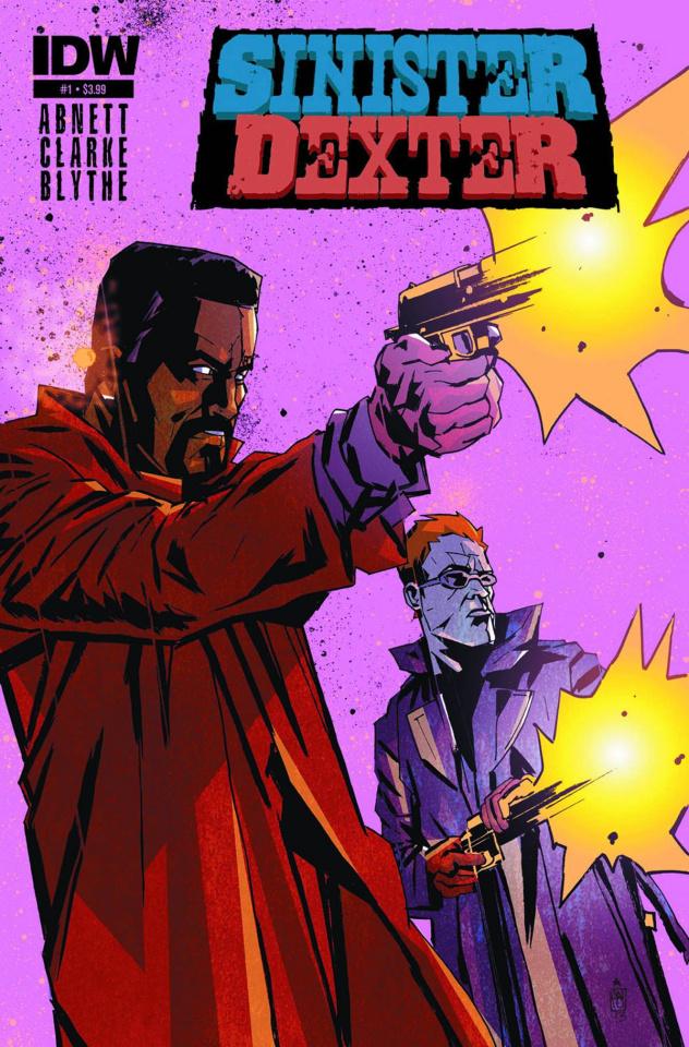 Sinister Dexter #1