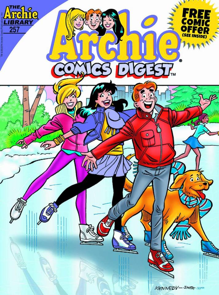 Archie Comics Digest #257