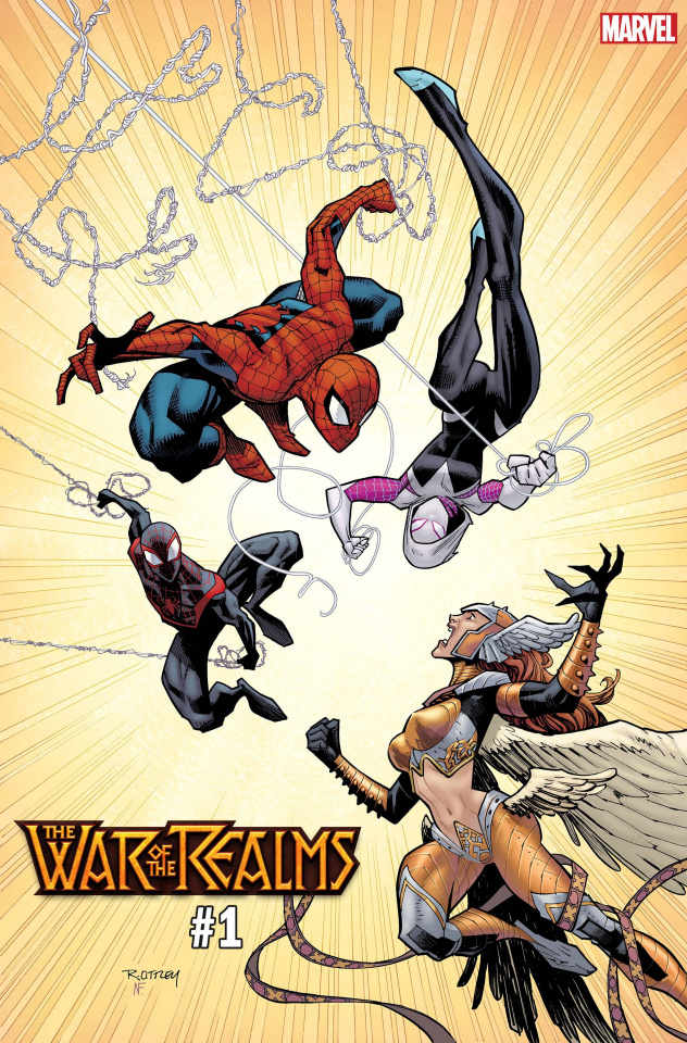 The War of the Realms #1 (Ottley Cover)