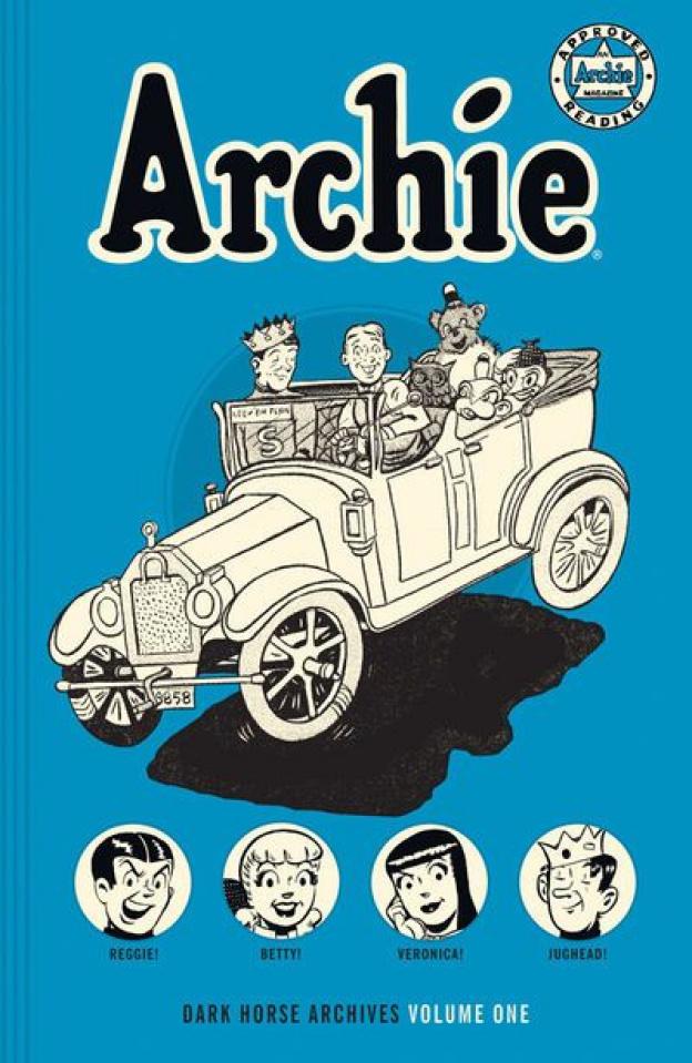 Archie Archives Vol. 1