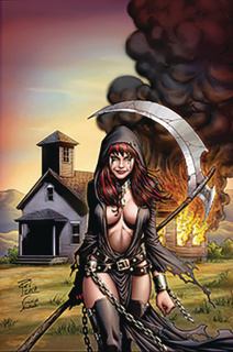 Grimm Fairy Tales: Tales of Terror #1 (Cover B)