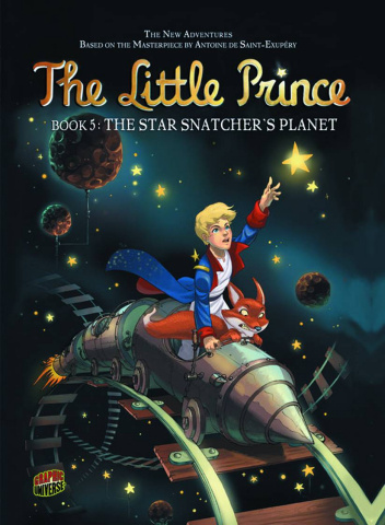 The Little Prince Vol. 5: The Star Snatcher's Planet