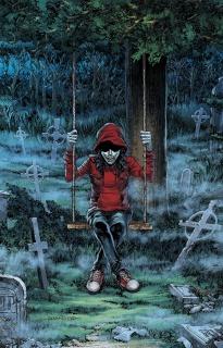 Spirit Hunters #12 (Tolibao Cover)