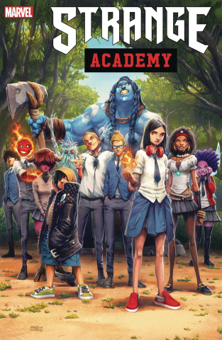 Strange Academy #1 (Ramos Cover)