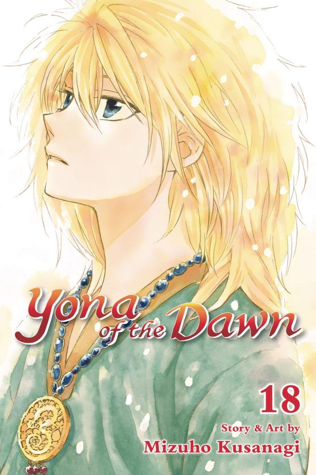 Yona of the Dawn Vol. 18