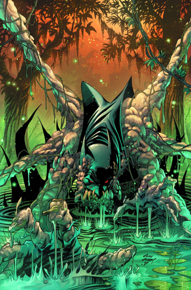 Batman #45 (Monsters Cover)