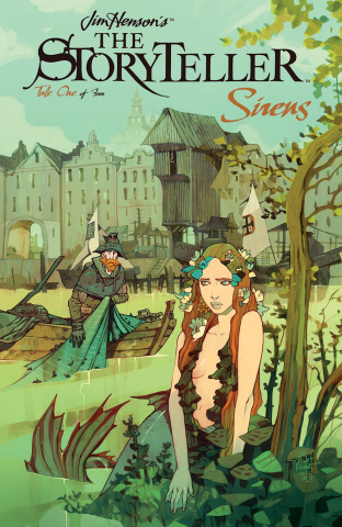 The Storyteller: Sirens #1 (Preorder Rebelka Cover)
