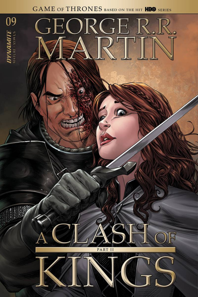 A Clash of Kings #9 (Miller Cover)