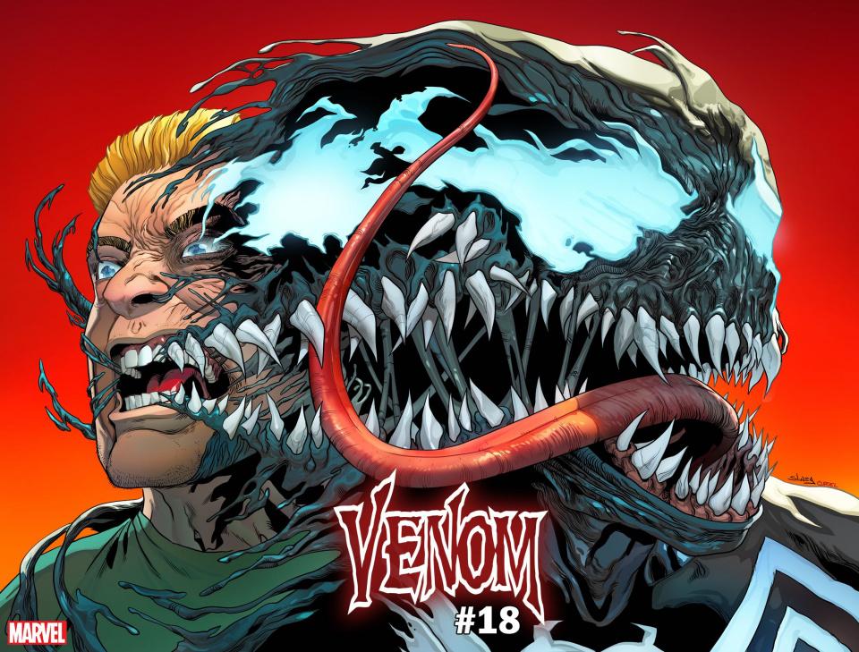 Venom #18 (Sliney Immortal Cover)