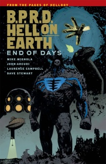 B.P.R.D.: Hell on Earth Vol. 13: End of Days