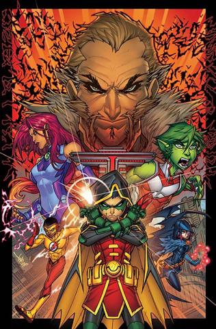 Teen Titans #1