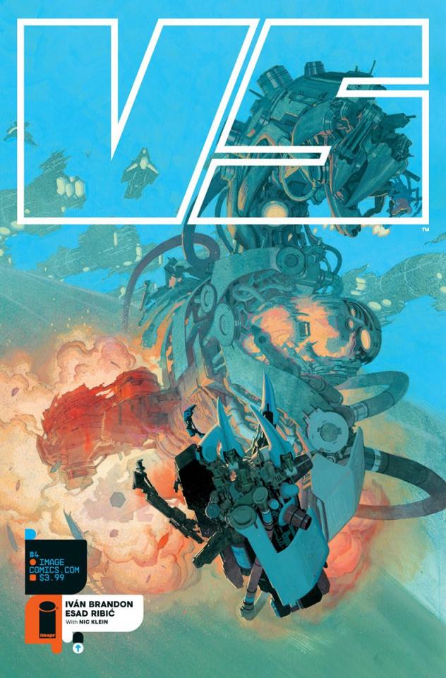 VS #4 (Ribic Cover)