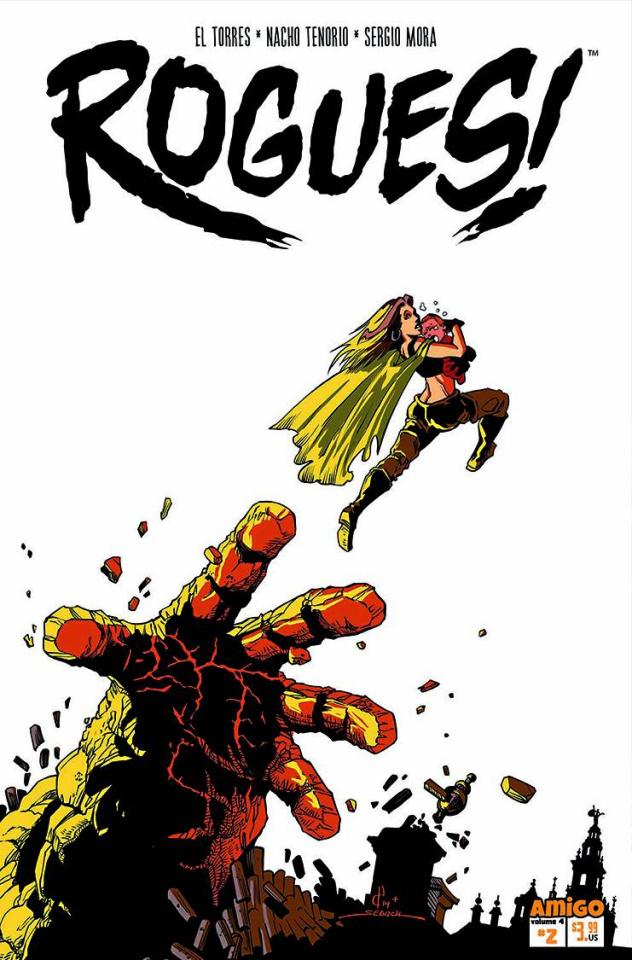 Rogues! #2: Odd Parenthood
