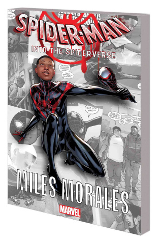 Spider-Man: Into the Spider-Verse - Miles Morales