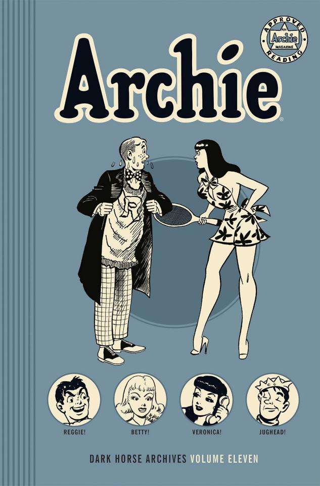 Archie Archives Vol. 11