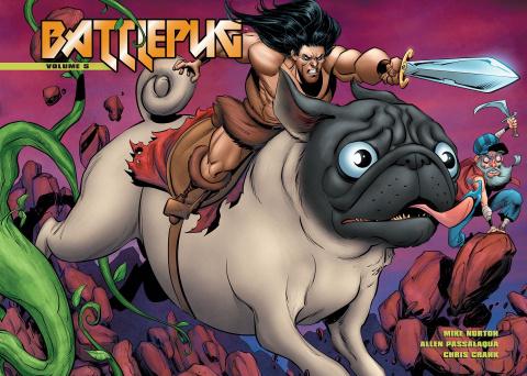 Battlepug Vol. 5: Paws of War