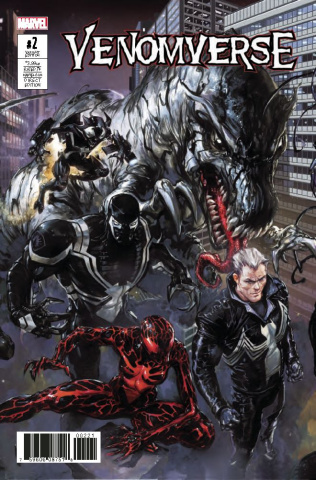 Venomverse #2 (Crain Connecting Cover)