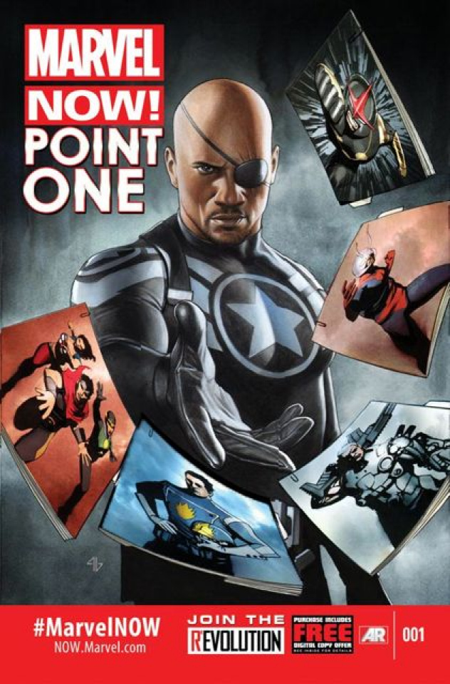 Marvel Now: Point One #1