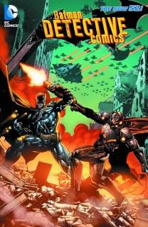 Detective Comics Vol. 4: The Wrath