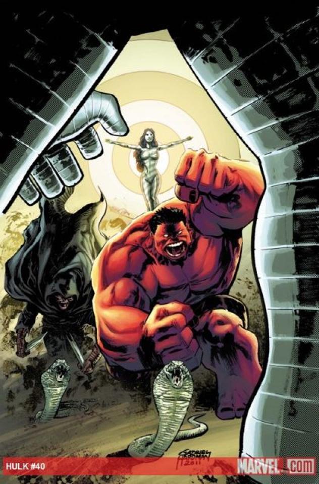Hulk #40