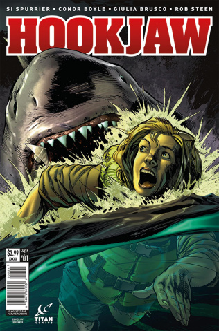 Hookjaw #2 (Johnson Cover)
