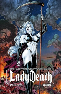 Lady Death Vol. 2 (Signed Edition)