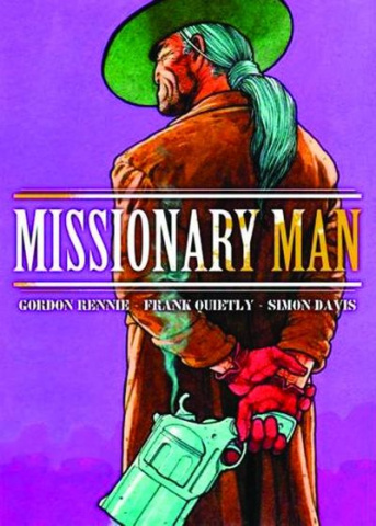 The Missionary Man: Bad Moon Rising