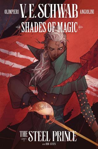 Shades of Magic #2 (Simeckova Cover)