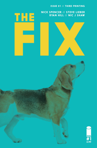 The Fix #1 (3rd Printing)