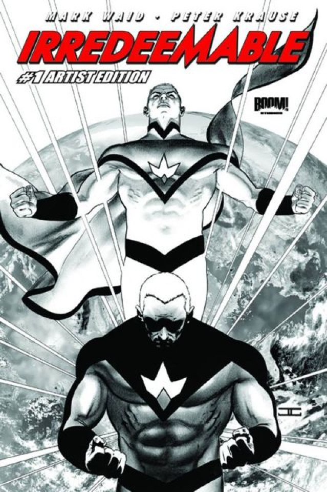 Irredeemable #1 (Artist Edition)