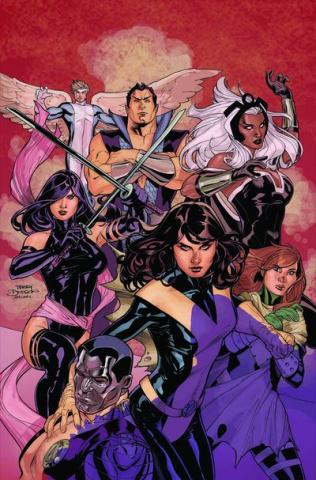 Uncanny X-Men #538