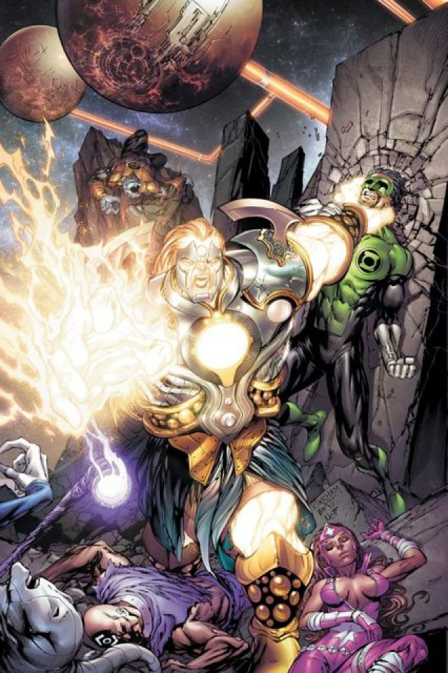 Green Lantern: New Guardians #7
