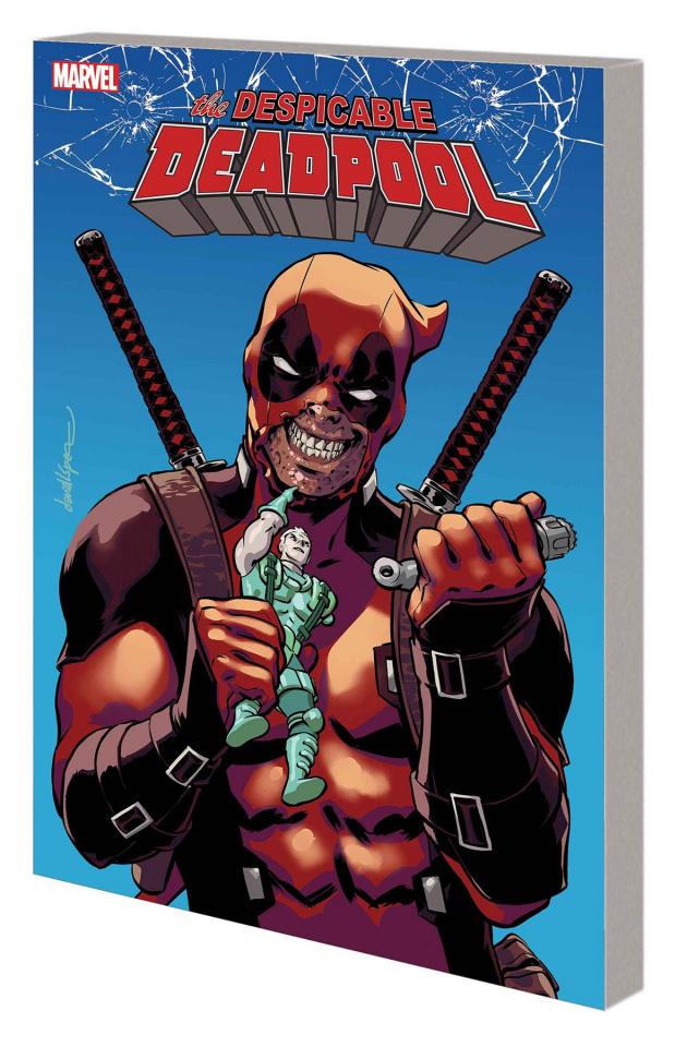 The Despicable Deadpool Vol. 1: Deadpool Kills Cable
